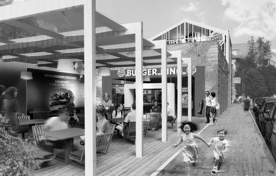 Architetto Remo Mattioli Burger-King_2