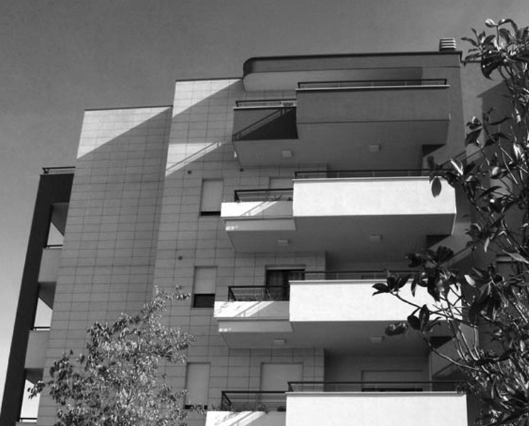 Architetto Remo Mattioli_Complesso-Residenziale-Mirastella_4