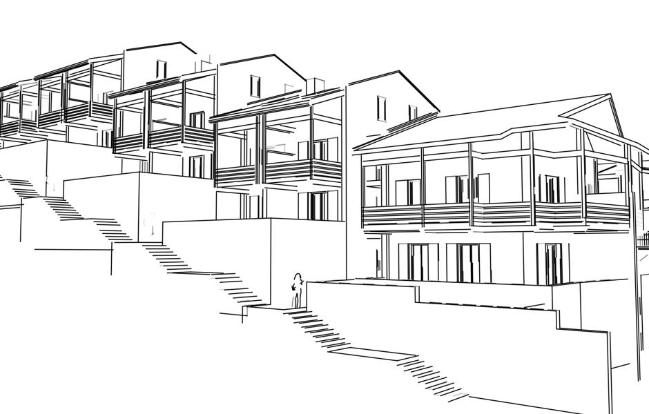Architetto Remo Mattioli Villette